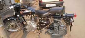Good condition bike with proper serving done