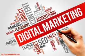 Marketing Executives For Web Designing & Android Projects