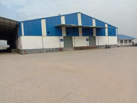 Big size Godown available for rent at on  Highway