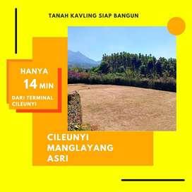 Tanah Murah di Bandung Timur View Gunung Manglayang