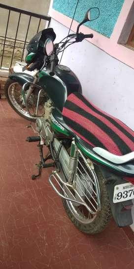 Caliber 115 very good condition run only few km bike