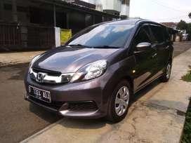 Honda MOBILIO S M/T 2015 ,Superr duperr Mulusss ,Km Rendah ,Dp Minim