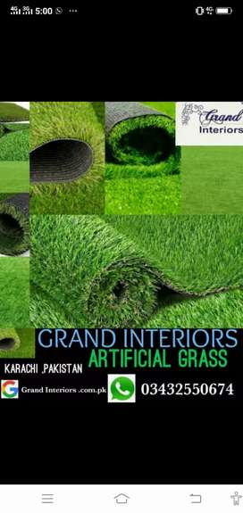 Artificial Grass buy by Grand interiors