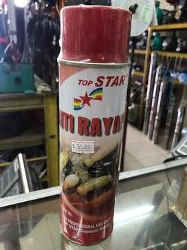 Spray Anti Rayap Merk Top Star