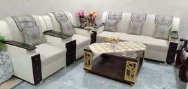 5 seater Sofa and Table