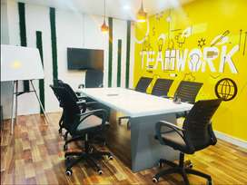 Furnished Office Space at Rs 9999/- only
