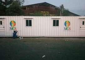 Produksi Container untuk keperluan Proyek atau keperluan Usaha