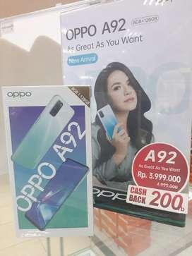 Handphone oppo A92