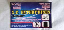 Need electrician jise intercom system or cctv ki jaan kaari ho