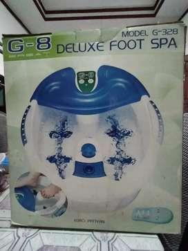 Deluxu Foot Spa Terapi