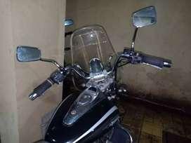 Bajaj Avenger 220 full digital