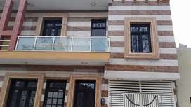 Newly built house for sale in Bank Colony Khushalpur Moradabad