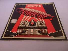 Cd original classic rock  led Zeppelin 2 disc