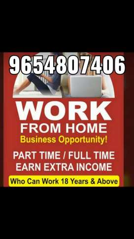 Young students to adults anyone can join us for online part time job!!