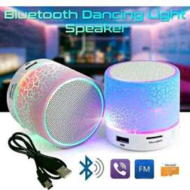 speaker bluetooth mini a9 LED speaker portabel