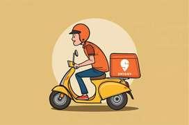 Food delivery job se kamaye 18000 tak Gorakhpur mein