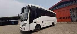 HINO BUS FB130HD 2019 100% Gress BARU 27 Seats Rec. Manunggal  DENSO