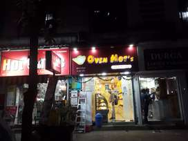 corner shop for rent  for  long lease  in airoli