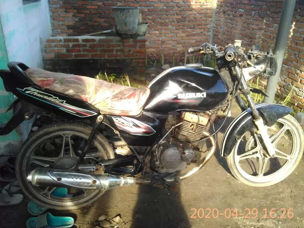 Jual motor bekas