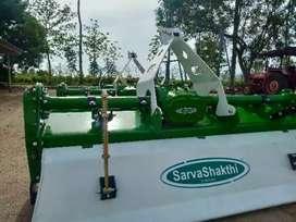 New SarvaShakthi Tractor Rotavator at 78,000 onwards