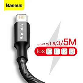 Baseus USB Cable For iPhone Fast Charging
