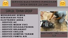 Service Mesin Cuci Servis Kulkas AC isi freon Sambikerep Surabaya