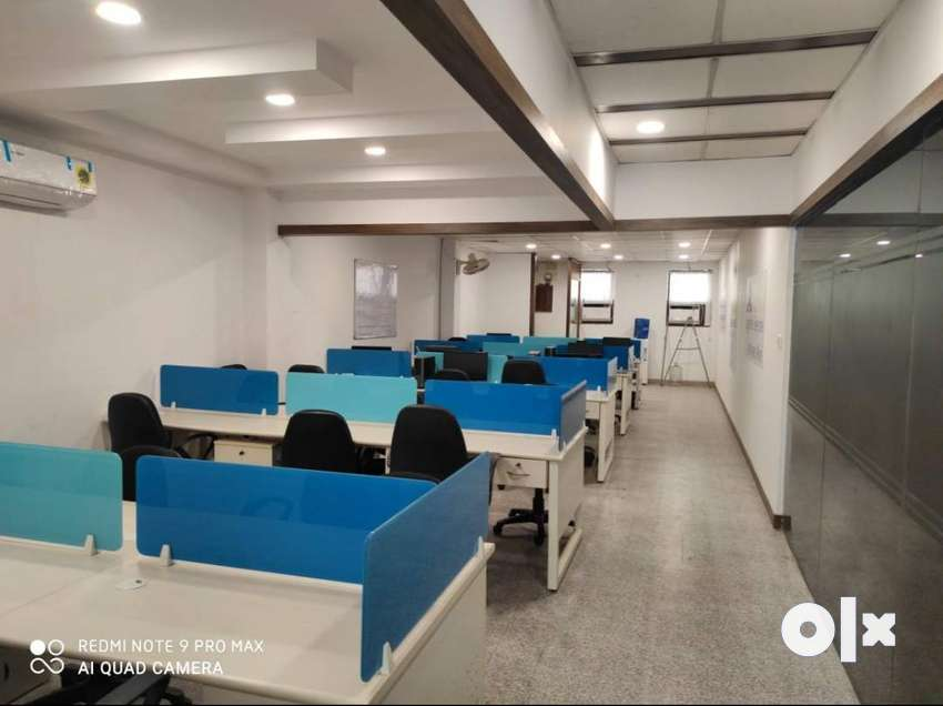 commercial office space available at prime location