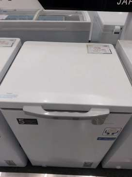 Freezer Box Midea 99liter Garansi Lama 5thn