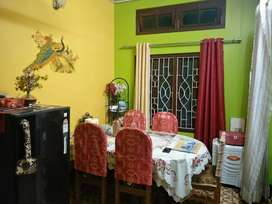 Assam Type house semi furnished is for sale