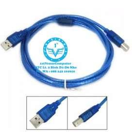 CABLE PRINTER USB 1.5M BLUE NYK / CAB20-NYK