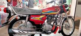 Honda 125  New and Original condition 2020