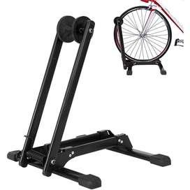 Stand Parkir Sepeda Foldable Bicycle Racks Floor Standing Bike Display