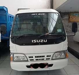 Isuzu Elf Mikrobus M/T 2011 Putih cc 2.7