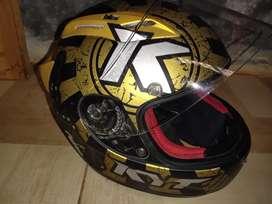 KYT RC 7 Gold Size XL