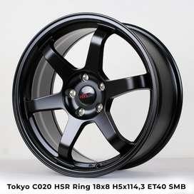 TOKYO C020 HSR R18X8 H5X114,3 ET40 SMB