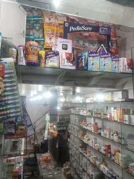 retail medical store, minimum interpass