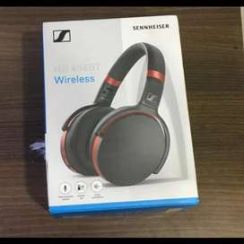 Sennheiser HD 458 BT Active Noise Cancellation Headphone