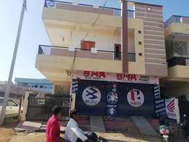 Commercial house for sale at vishakanagar Almasguda