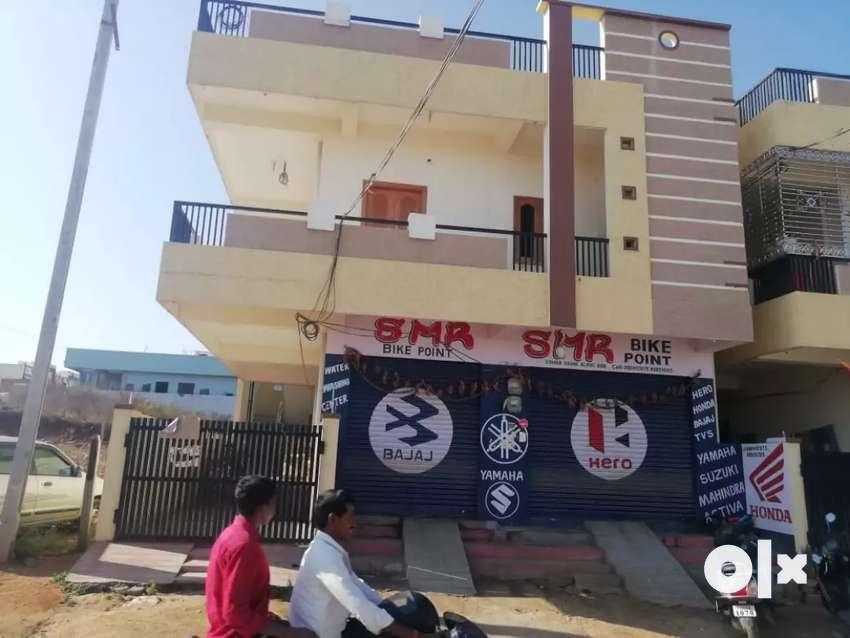 Commercial house for sale at vishakanagar Almasguda 0