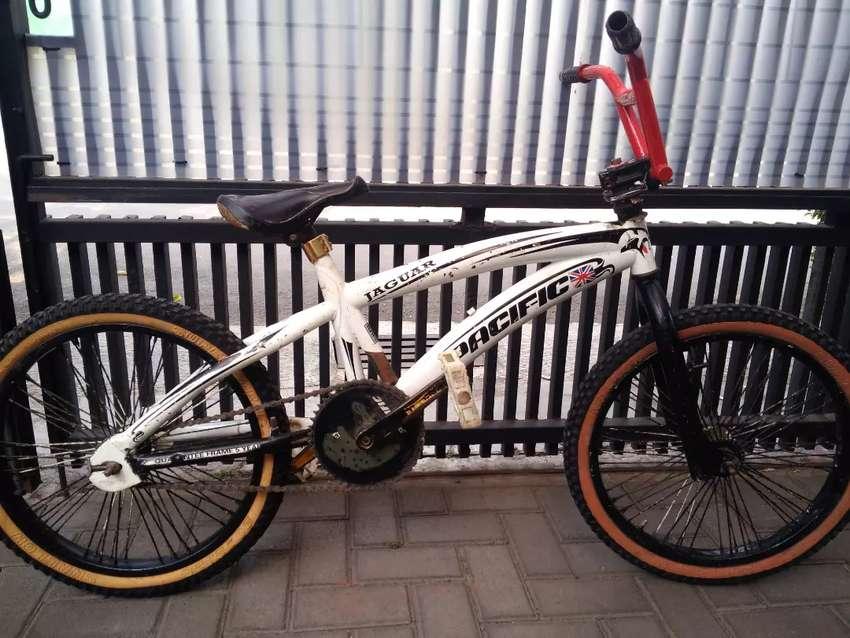 Di jual sepeda bmx 0