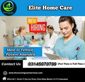 MEDICAL CARE at HOME Certified HOME CARE NURSING SERVICES Islamabad
