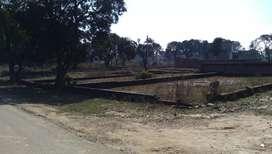 Residential Nagar Nigam Plot in Dubagga Lucknow.