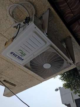New AC of Tata voltas company. 1.5 year used only as only in summers.