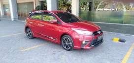 Toyota yaris S TRD manual th 2017
