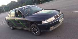 Lancer sports car