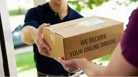 AREA PARTNER REQUIRED FOR PRODUCT DELIVERY BUSINESS