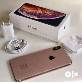 I Phone x 256 gb-4 month apple company warranty with bill box availabl