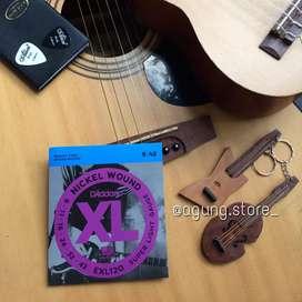 Senar gitar Listrik elektrik Dadario EXL 120