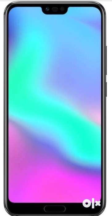 Honor 10 with no scratches and no marks..6 month 0
