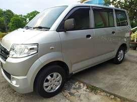 Suzuki APV GL Manual 2014 Silver Plat Kota Bandung